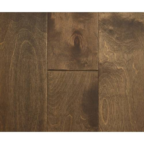 Countryside Birch Collection by Casabella Engineered Hardwood 5 in. Birch - Gray Fog
