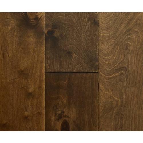 Countryside Birch Collection by Casabella Engineered Hardwood 5 in. Birch - Suede