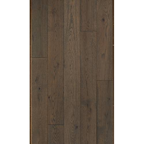 Cimmaron Collection by Casabella Solid Hardwood 3-1/2 in. White Oak - Greystone