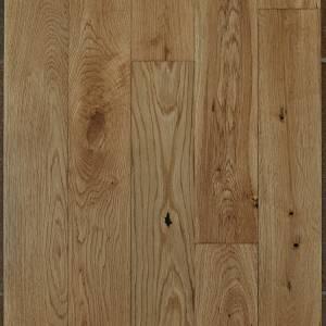 Cimmaron Collection by Casabella Solid Hardwood 3-1/2 in. White Oak - Dakota