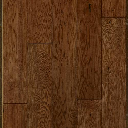 Cimmaron Collection Solid Hardwood 3-1/2 in. White Oak - Gunstock