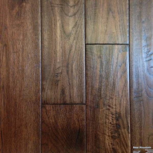 Estate Hickory Solid Hardwood 5 In Hickory Canyon Creek