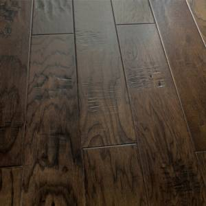 Handcrafted Hickory Collection by Casabella Engineered Hardwood 5 in. Hickory - Coltrane