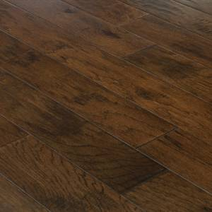 Handcrafted Hickory Collection by Casabella Engineered Hardwood 5 in. Hickory - Fitzgerald