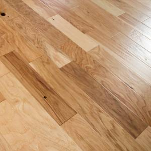 Handcrafted Hickory Collection by Casabella Engineered Hardwood 5 in. Hickory - Washington
