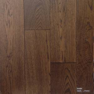Tradewinds Collection by Casabella Engineered Hardwood 5 in. Oak - Saddle