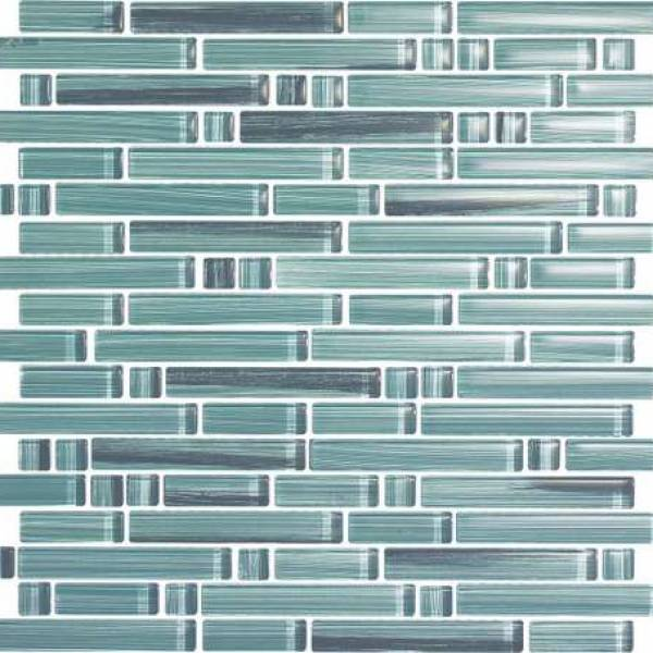 Pewter Mixed Strips