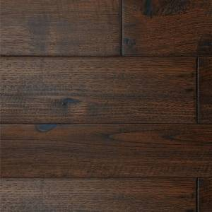 Estate Hickory Collection by Casabella Solid Hardwood 5 in. Hickory - Bear Mountain