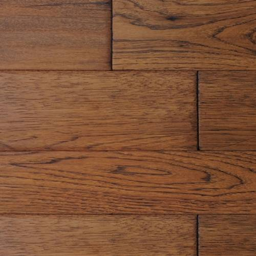 Estate Hickory Collection by Casabella Solid Hardwood 5 in. Hickory - Canyon Creek