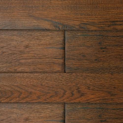 Estate Hickory Collection by Casabella Solid Hardwood 5 in. Hickory - Jackson Hole