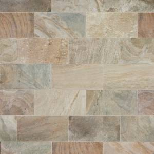 Kosmos Porcelain by Century 12x12 Muretto Mosaic
