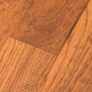 Hickory Collection by Green Touch Flooring Engineered Hardwood 5 in. Hickory - Klamath