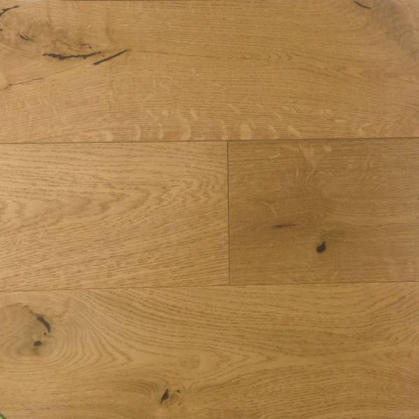 European Oak Collection by Green Touch Flooring Engineered Hardwood 7.4 in. European Oak - Pure