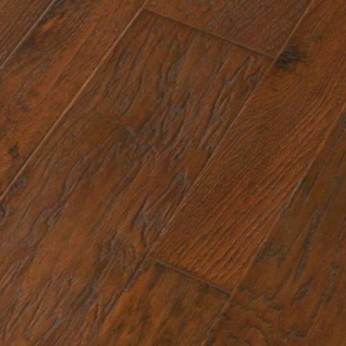 Random Width Collection by Green Touch Flooring Laminate 4.33/7.68x47.68 Ashland Hickory