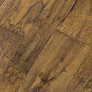 Random Width Collection by Green Touch Flooring Laminate 4.33/7.68x47.68 in. - Carolina Hickory