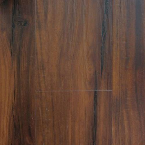 Wood Series with Waterproof Core Collection by Fusion Vinyl Plank - Exotic Mahogany