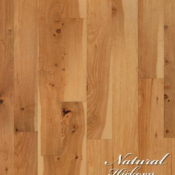 Hickory - Natural