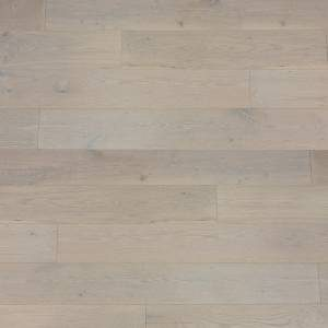 "Woodland Treasures Collection by From The Forest Engineered Hardwood 7-1/2"" White Oak - Glacier"