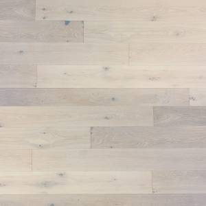 """Woodland Treasures Collection by From The Forest Engineered Hardwood 7-1/2"""" White Oak - White Mountain"""