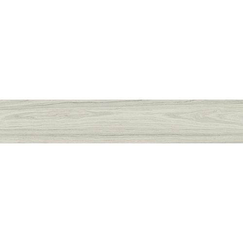 Amazonas Collection by Happy Floors Porcelain Tile 4x22.5 Bullnose Blanc