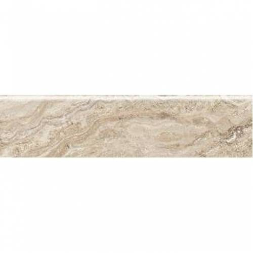 Antalya Collection by Happy Floors Porcelain Tile 3x12 in. Bullnose - Beige
