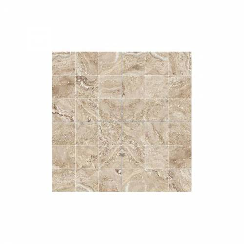 Antalya Collection by Happy Floors Mosaic Tile 2x2 Beige