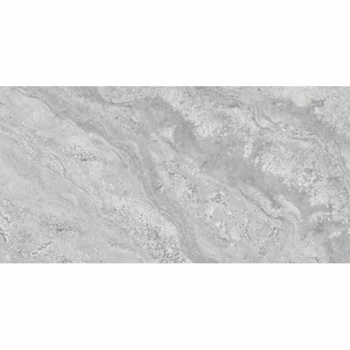 Antalya Collection by Happy Floors Porcelain Tile 12x24 in. - Grey