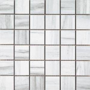 Apollo Collection by Happy Floors Mosaic Tile 2x2 Grey