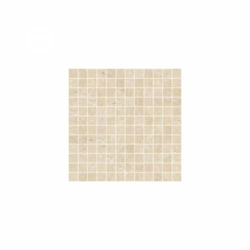 Arona Collection by Happy Floors Mosaic Tile 1x1 Beige