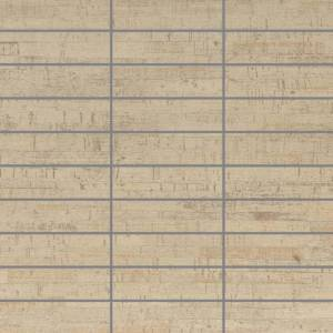 Asia Collection by Happy Floors Mosaic Tile 1.25x4 Beige