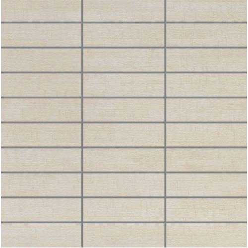 Asia Collection by Happy Floors Mosaic Tile 1.25x4 Bianco