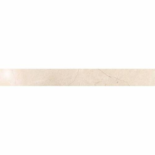 Atessa Collection by Happy Floors Porcelain Tile 3x24 Bullnose Brillo