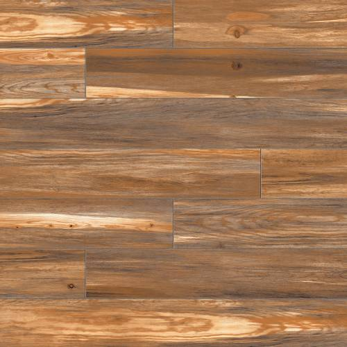 B-Pine Collection by Happy Floors Porcelain Tile 6x36 Cedar