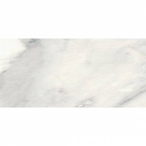 Bardiglio Collection by Happy Floors Porcelain Tile 16x32 Bianco Natural
