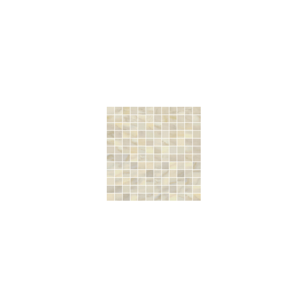 Mosaic Crema Polished