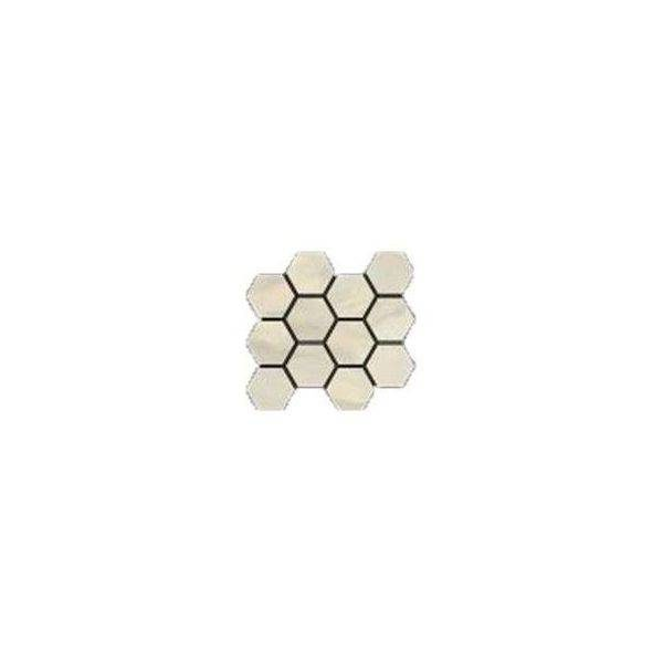 Hexagon Crema Natural