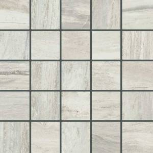 Bellagio Collection by Happy Floors Mosaic Tile 2.4x2.4 Light