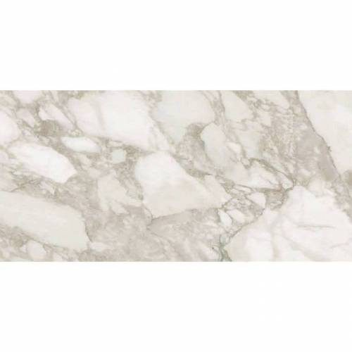 Calacatta Collection by Happy Floors Porcelain Tile 12.6x25.2 in. - Natural