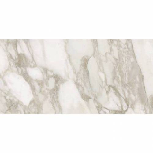 Calacatta Collection by Happy Floors Porcelain Tile 12.6x25.2 in. - Semi-Polished