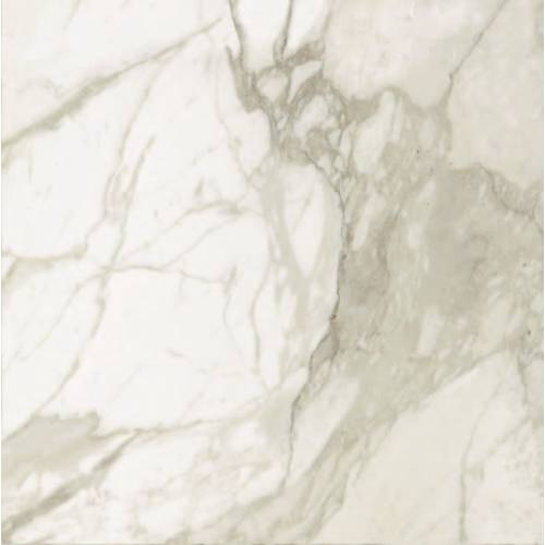 Calacatta Collection by Happy Floors Porcelain Tile 19x19 in. - Natural