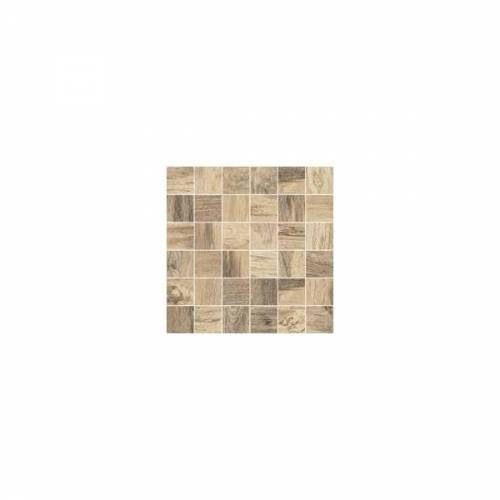 Citrus Collection by Happy Floors Mosaic Tile 2x2 Amber Natural