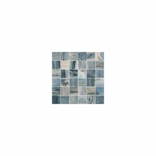 Citrus Collection by Happy Floors Mosaic Tile 2x2 Ocean Natural