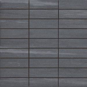 Cremo Collection by Happy Floors Mosaic Tile 1.25x4 Nero