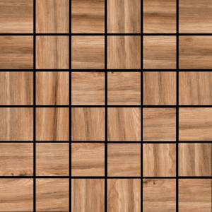 Cypress Collection by Happy Floors Mosaic Tile 2x2 Bronze