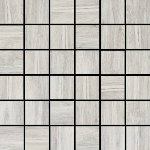 Cypress Collection by Happy Floors Mosaic Tile 2x2 Mist