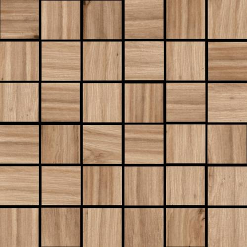 Cypress Collection by Happy Floors Mosaic Tile 2x2 Natural