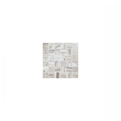 Exotic Stone Collection by Happy Floors Mosaic Tile 2x2 Arctic Natural