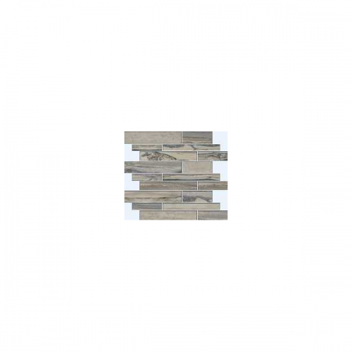 Exotic Stone Collection by Happy Floors Mosaic Tile 12x12 Muretto Fossil Natural