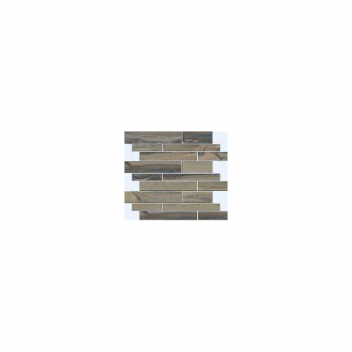 Exotic Stone Collection by Happy Floors Mosaic Tile 12x12 Muretto Tundra Natural