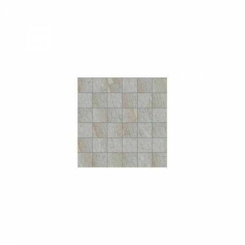 Fitch Collection by Happy Floors Mosaic Tile 2x2 Cloud